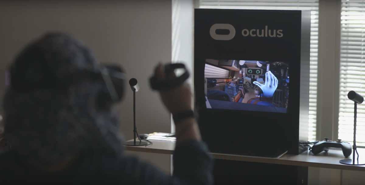 Bildung in der Virtual Reality: VR-Brille Oculus Rift kommt in die Bibliothek