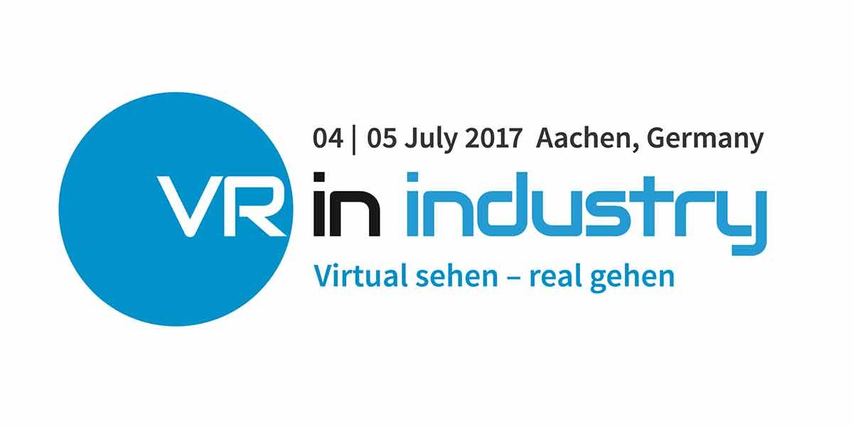 Fachkongress und Ausstellung in Aachen: Virtuelle Realität in der Industrie