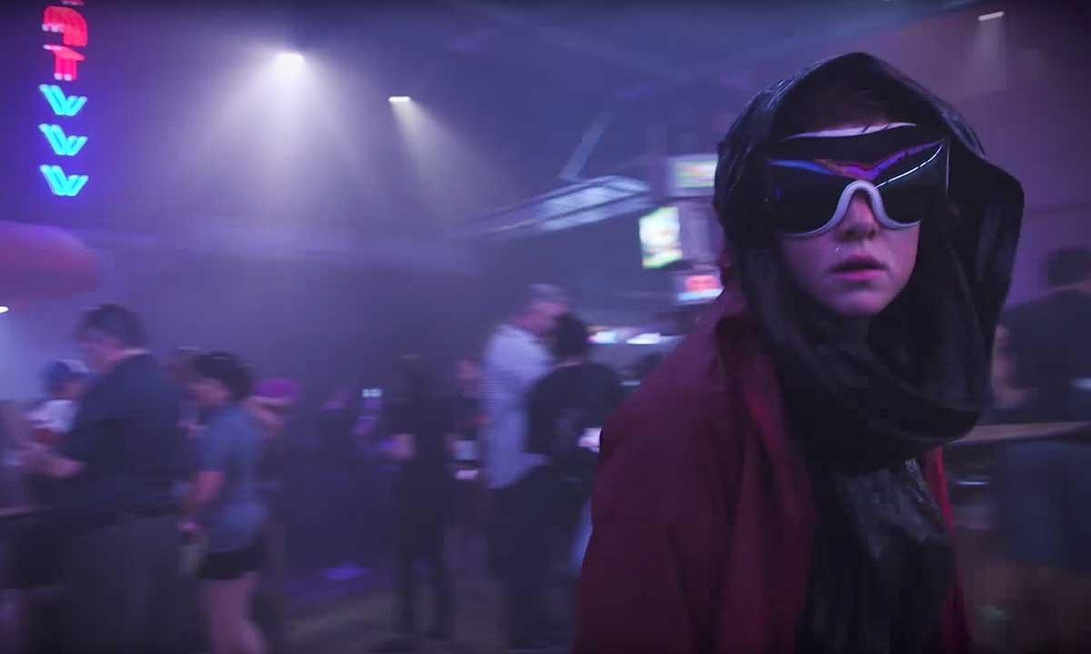 Die Besucher einer Blade-Runner-Installation fanden weitaus mehr Gefallen an einem Live-Rollenspiel als an der VR-Erfahrung.