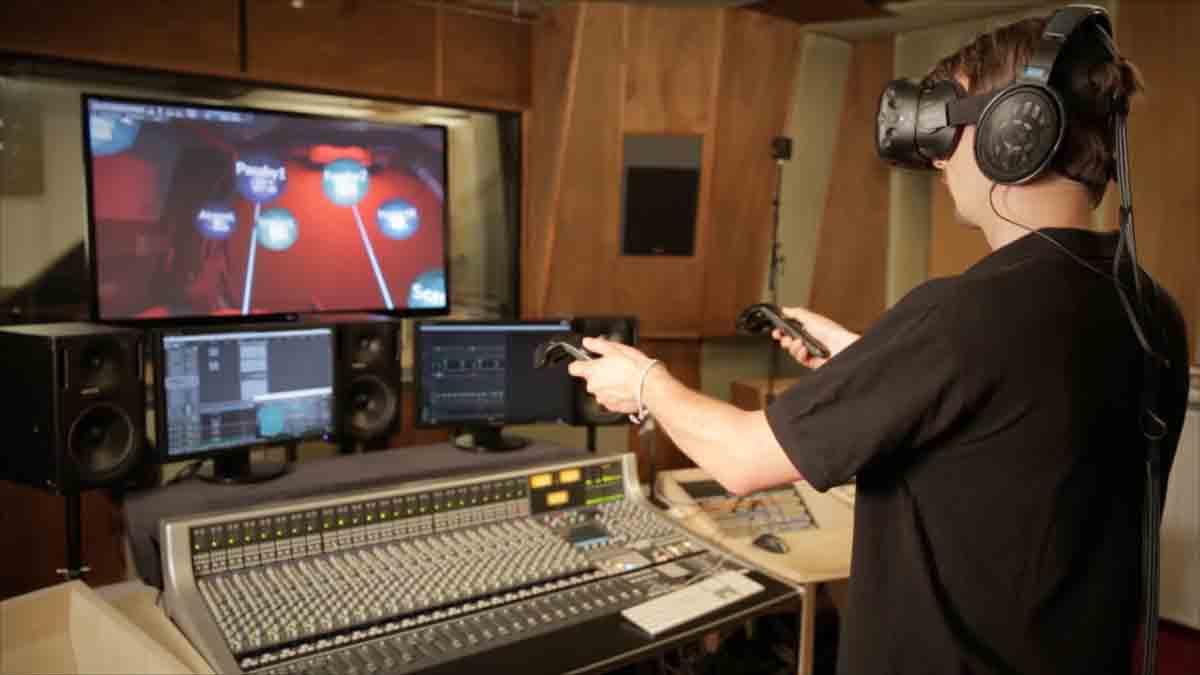 Das deutsche Startup Dear Reality arbeitet an einer Software, die die Lücke zwischen der Digital Audio Workstation und Virtual Reality schließt.