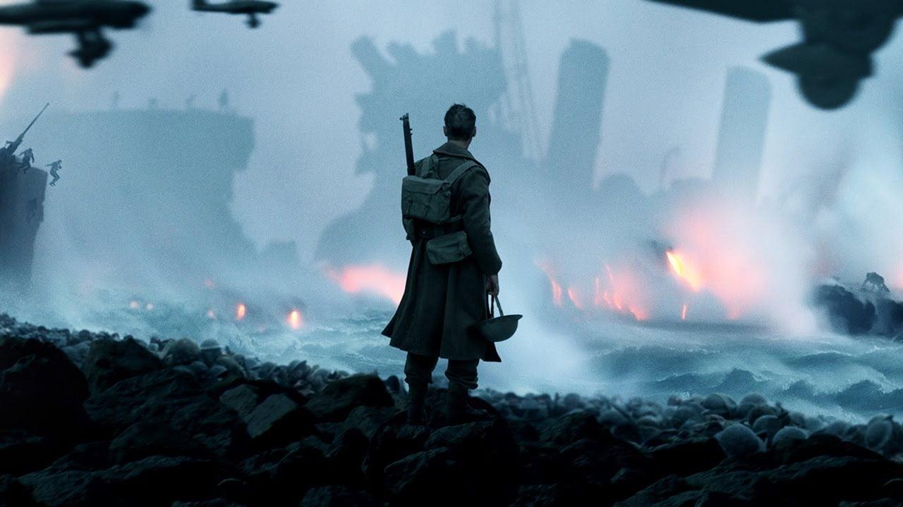 Am 27. Juli kommt das Weltkriegsdrama Dunkirk in die deutschen Kinos. Wer eine VR-Brille besitzt, kann sich vorab auf den Film einstimmen.