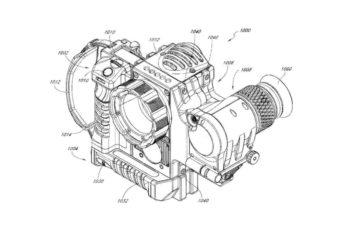 Reds holografisches Smartphone lässt sich zu einer Filmkamera ausbauen