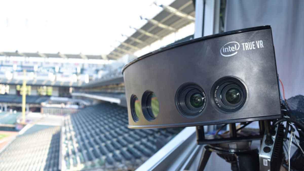 Seit Juni überträgt Intel Baseball-Spiel live in die VR-Brille. Ein Artikel beleuchtet die Besonderheiten von Intels Streamingdienst.