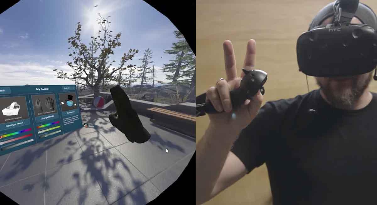 Valves neue 3D-Controller erreichen die ersten Entwickler. Der CEO von Cloudhead Games schildert, was die Geräte so revolutionär macht.