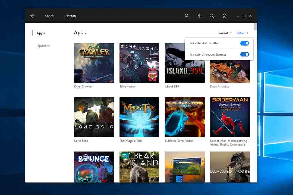 Oculus Rift: Update 1.17 mit Voice-Chat und weiteren Features rollt aus