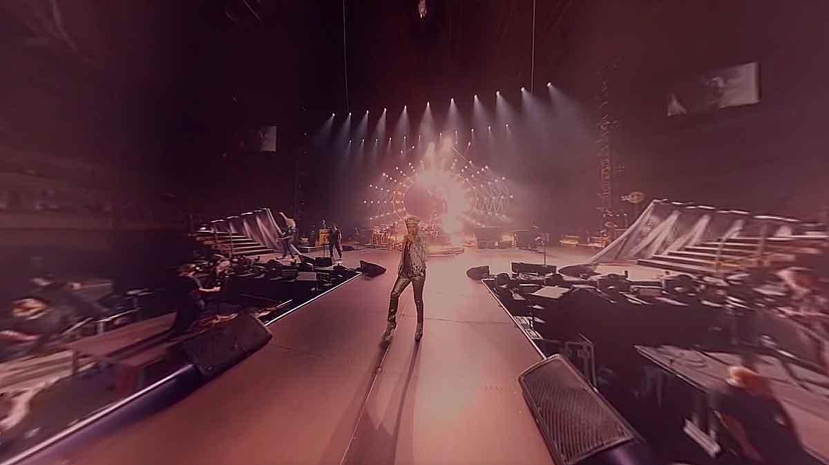 """""""VR the Champions"""": Queen veröffentlicht 360-Konzert in 4K und 3D"""