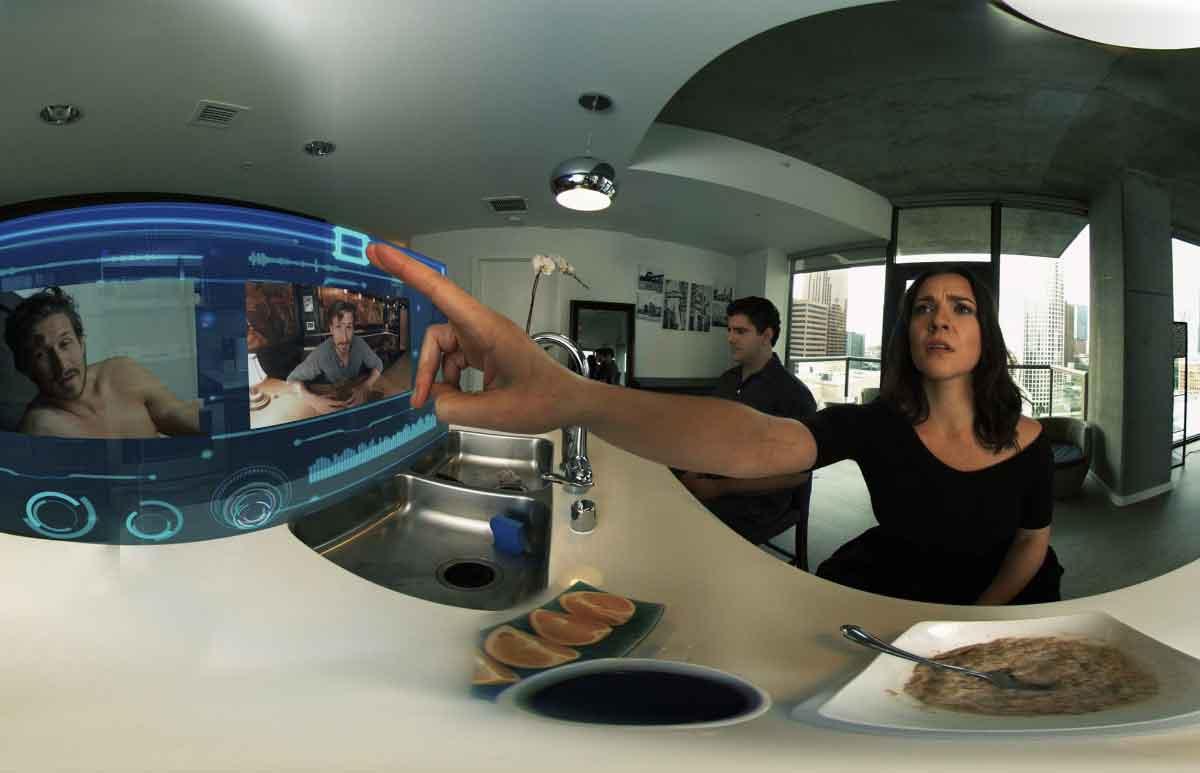 AR kann die Realität digital erweitern. Doch was passiert, wenn nicht mehr nur Umgebungen, sondern Menschen künstlich erweitert werden?
