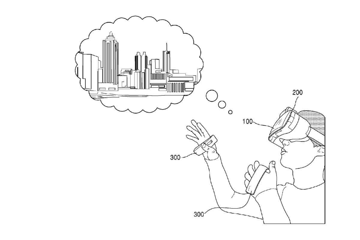 Controller mit magnetischem Tracking könnten ein 3D-Interface für mobile VR-Brillen liefern. Samsung hat ein entsprechendes Patent eingereicht.