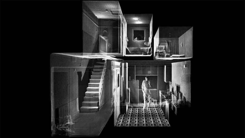 """360-Grad-Film """"Limbo"""" zeigt die geisterhafte Welt von 3D-Scans"""