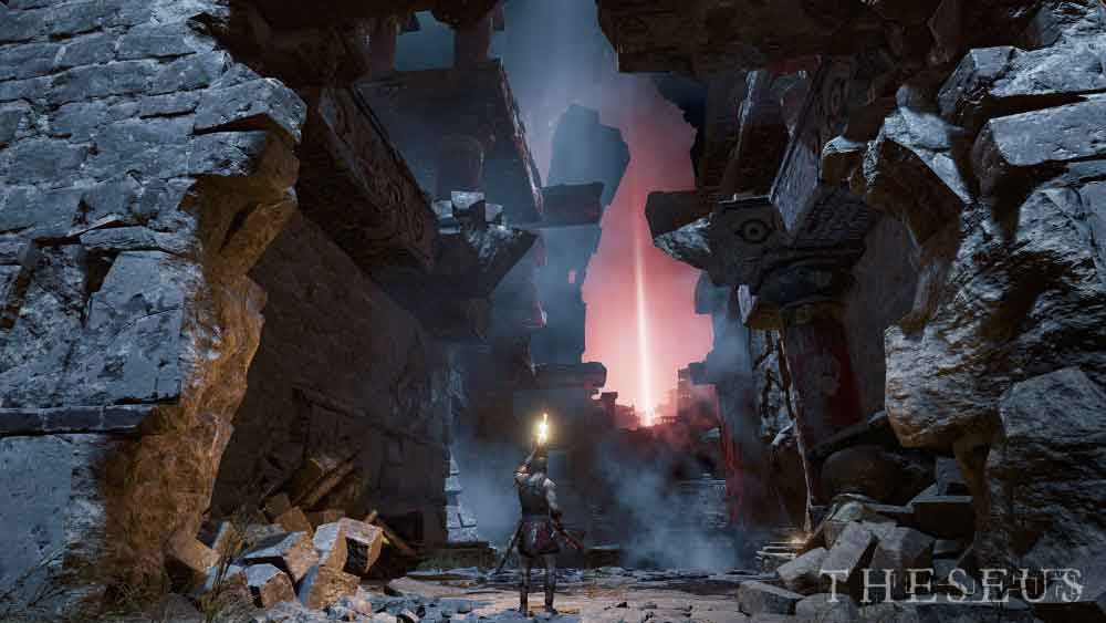 """Heute erscheint das mythische Action-Adventure """"Theseus"""" exklusiv für Sonys VR-Brille. Ob sich der Kauf lohnt, erfahrt ihr im Test."""