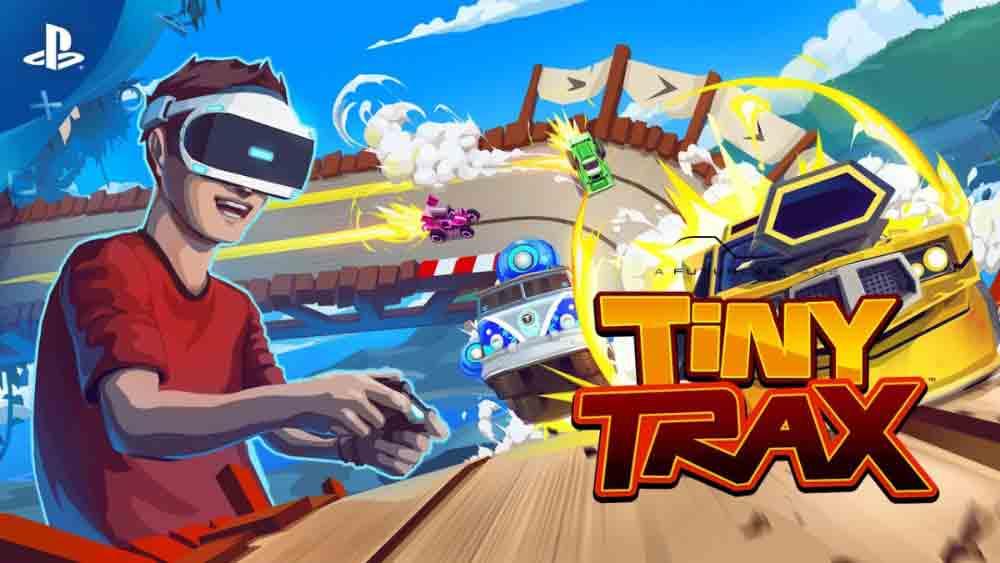 Manche Spielkonzepte sperren sich gegen eine Umsetzung in der Virtual Reality. Die Entwickler von Tiny Trax lernten das auf die harte Tour.