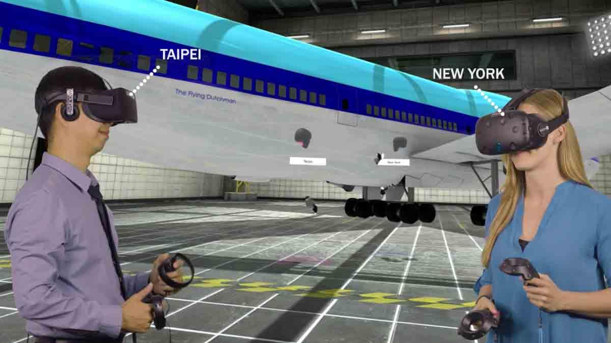 Das VR-Startup Worldviz bringt im Oktober eine Telepräsenz-App auf den Markt, die reale Kundenmeetings überflüssig machen soll.