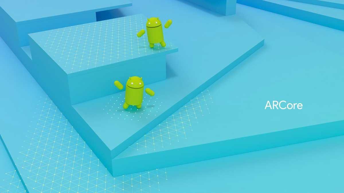 Mit dem ARCore bietet Google das Android-Gegenstück zu Apples ARKit, kämpft jedoch mit einer größeren Fragmentierung bei den Smartphones.