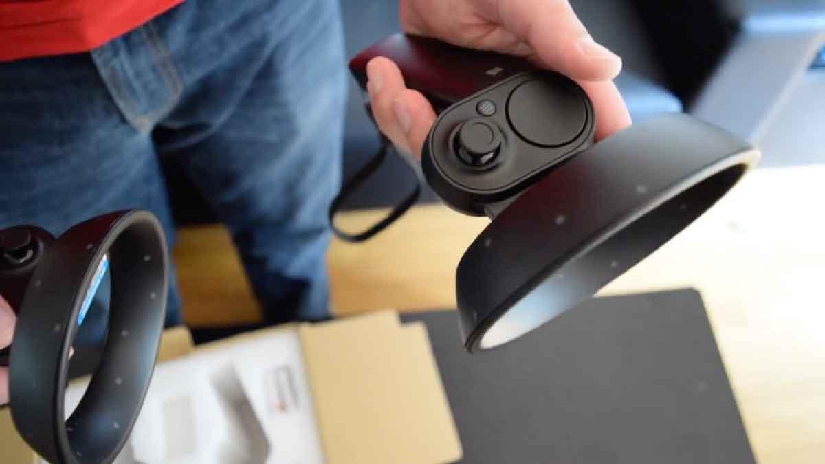 Zwei Entwickler haben Microsofts brandneue 3D-Controller erhalten und packen sie in einem Youtube-Video aus.