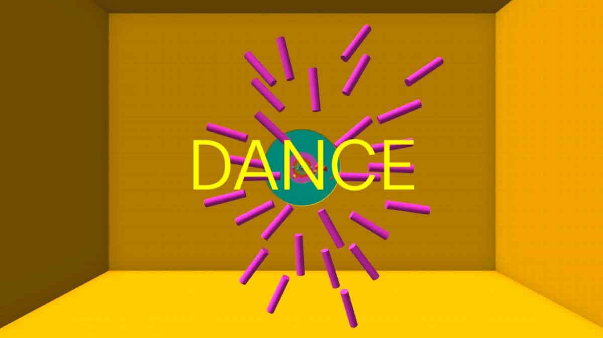 """""""Dance Tonite"""" zeichnet VR-Nutzer beim Tanzen auf und bindet die Darbietung in ein frei zugängliches VR-Musikvideo ein."""