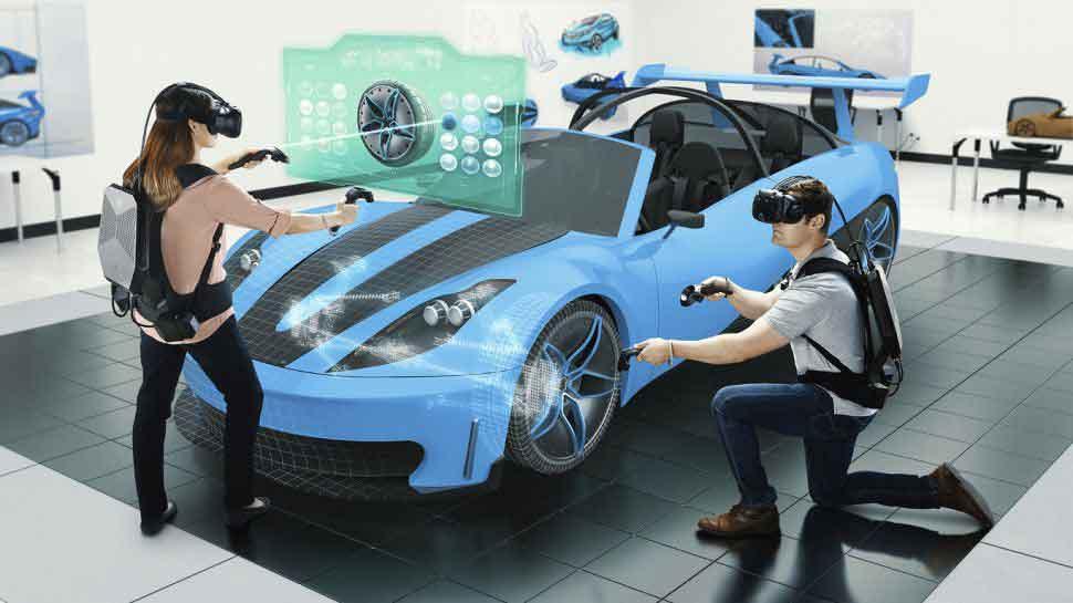 """Mit dem """"Z VR Backpack"""" bringt das Unternehmen im September den ersten Rucksack-PC für professionellen Gebrauch auf den Markt."""
