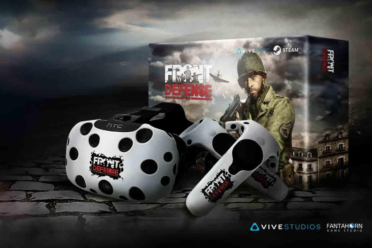 HTC bietet im australischen Vive-Shop ein limitiertes Bundle mit einem einzigartigen Schutzcover für VR-Brille und Vive-Controller an.
