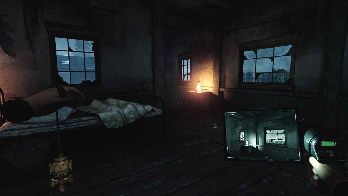 """Mit """"Obscura"""" wandelt der Entwickler Michael Hegemann auf den Spuren des Slender Man und japanischer Horrorfilme wie """"The Ring"""" und """"Shutter""""."""