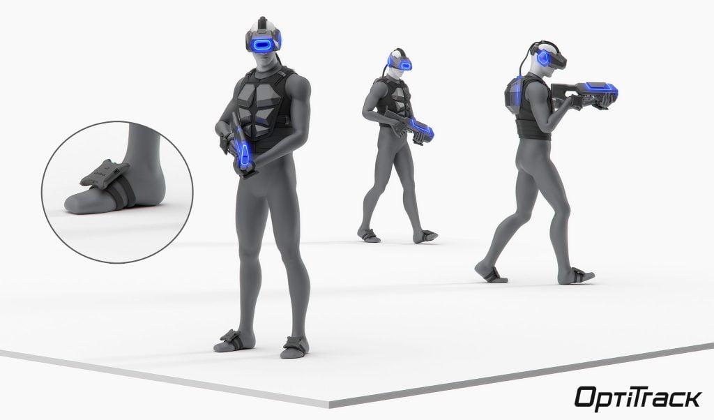 Optitrack hat sich auf Hardware für räumliche Bewegungserfassung spezialisiert und sieht in VR-Arcades einen neuen Markt.
