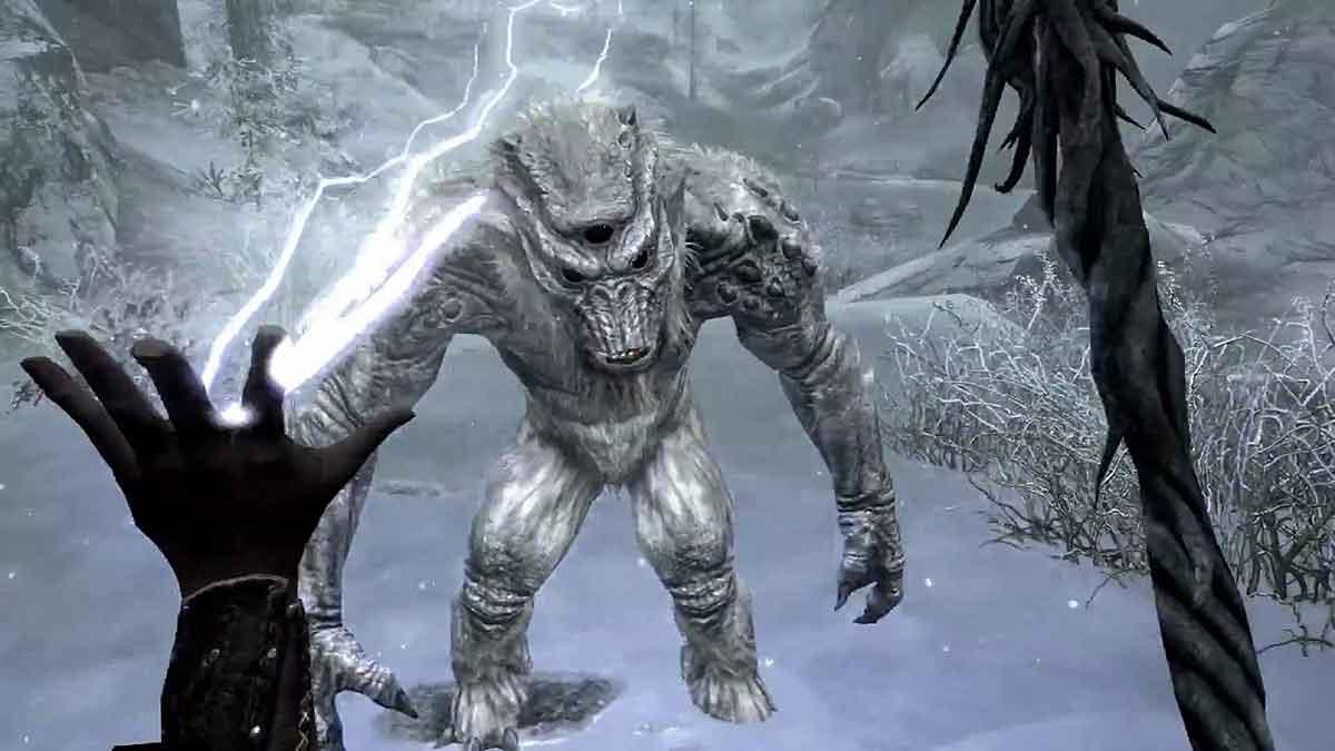 Bietet die Playstation-VR-Version von Skyrim die ultimative Reise nach Himmelsrand? Die Gamescom-Demo hinterlässt einen schwachen Eindruck.