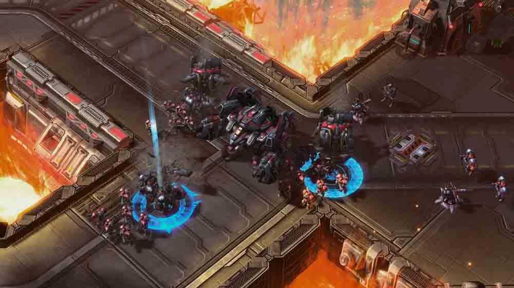 Deepmind und Blizzard veröffentlichen ein Toolkit, das zur Grundlage für Wettkämpfe zwischen der KI und menschlichen Spielern werden könnte.