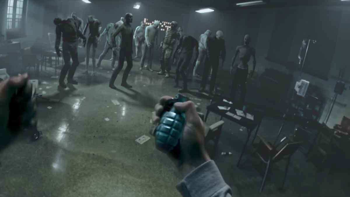 """Für """"The Walking Dead"""" befinden sich mehrere VR-Erfahrungen in Entwicklung. Nun kommt mit """"Our World"""" ein AR-Spinoff hinzu."""