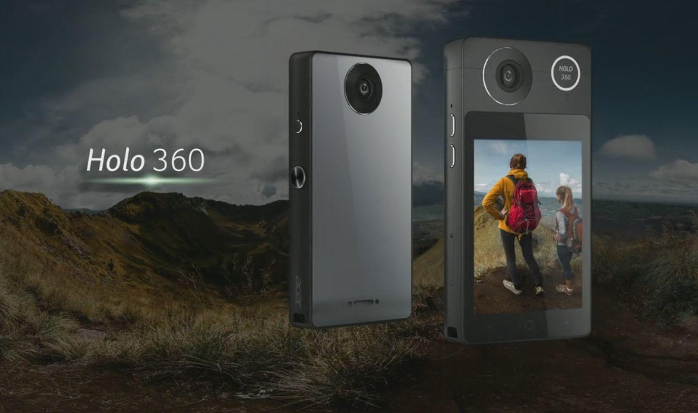 Auf der IFA in Berlin stellt Acer zwei neue 360-Grad-Kameras vor, die sich beide via LTE oder Wlan mit dem Internet verbinden können.