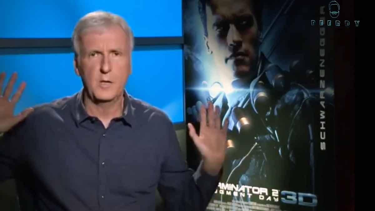 Für Regisseur James Cameron ist Virtual Reality Arbeitsalltag. Hätte er mehr Zeit, würde er sich stärker mit VR als Kunstform befassen.