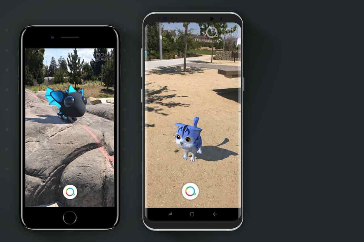 Augmented Reality: Startup arbeitet an Infrastruktur für Multiplattform-AR
