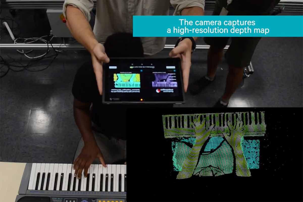 Qualcomm stellt neue Kameramodule vor, die Positionstracking und 3D-Scanning für Android-Smartphones ermöglichen sollen.
