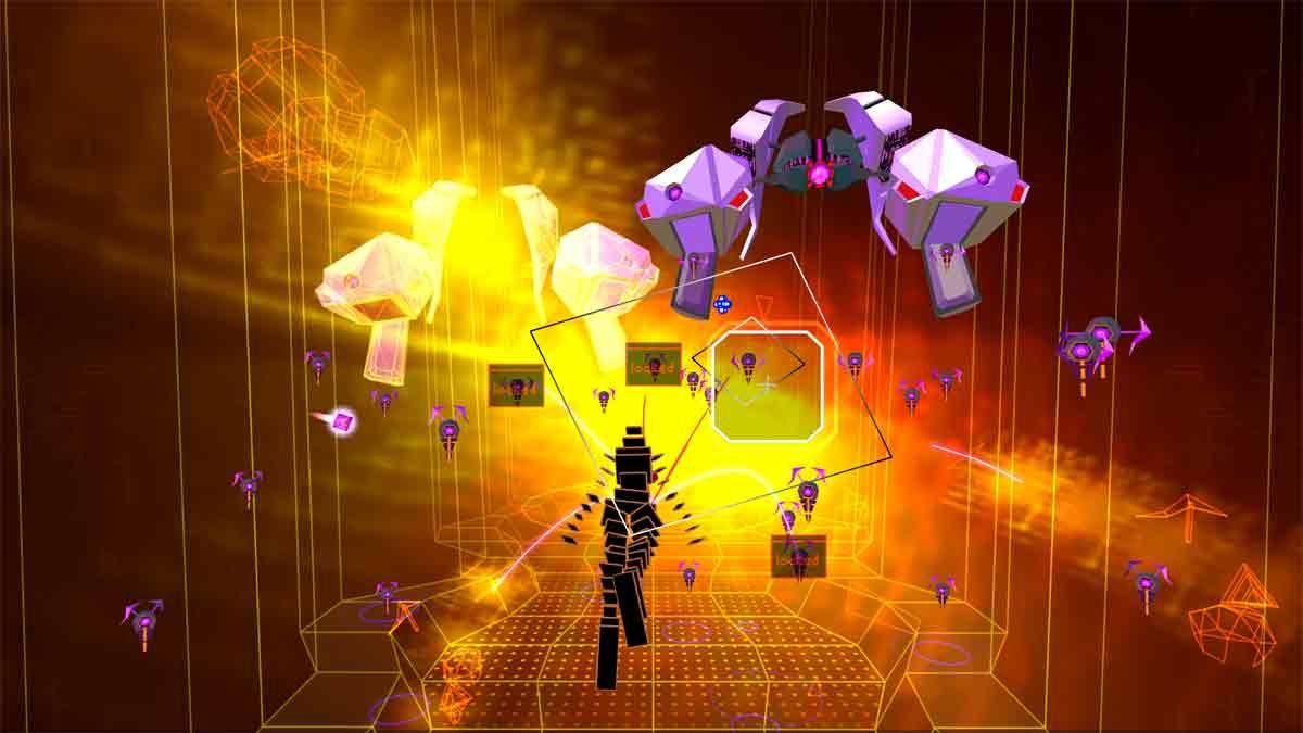 Mit Rez Infinite erscheint eines der am besten bewerteten Virtual-Reality-Spiele für den PC und unterstützt Oculus Rift und HTC Vive.