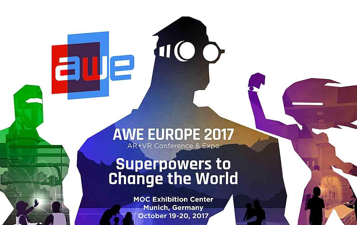 Augmented World Expo kommt im Oktober nach München, Rabatt für VRODO-Leser