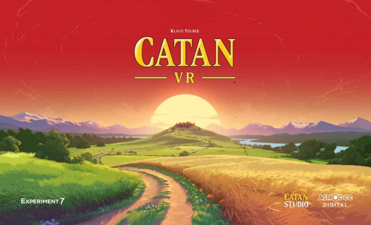 """""""Catan VR"""" erscheint Ende des Jahres zuerst für Oculus Rift und Samsung Gear VR und danach für weitere VR-Plattformen."""