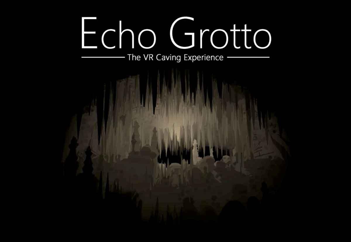"""HTC Vive: """"Echo Grotto"""" lädt zur virtuellen Höhlenerkundung"""