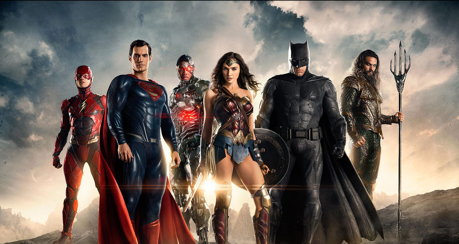 """Am 16. November kommt """"Justice League"""" in die Kinos. Warner Bros. bewirbt den Film mit einer VR-Erfahrung, die gestaffelt ausgerollt wird."""