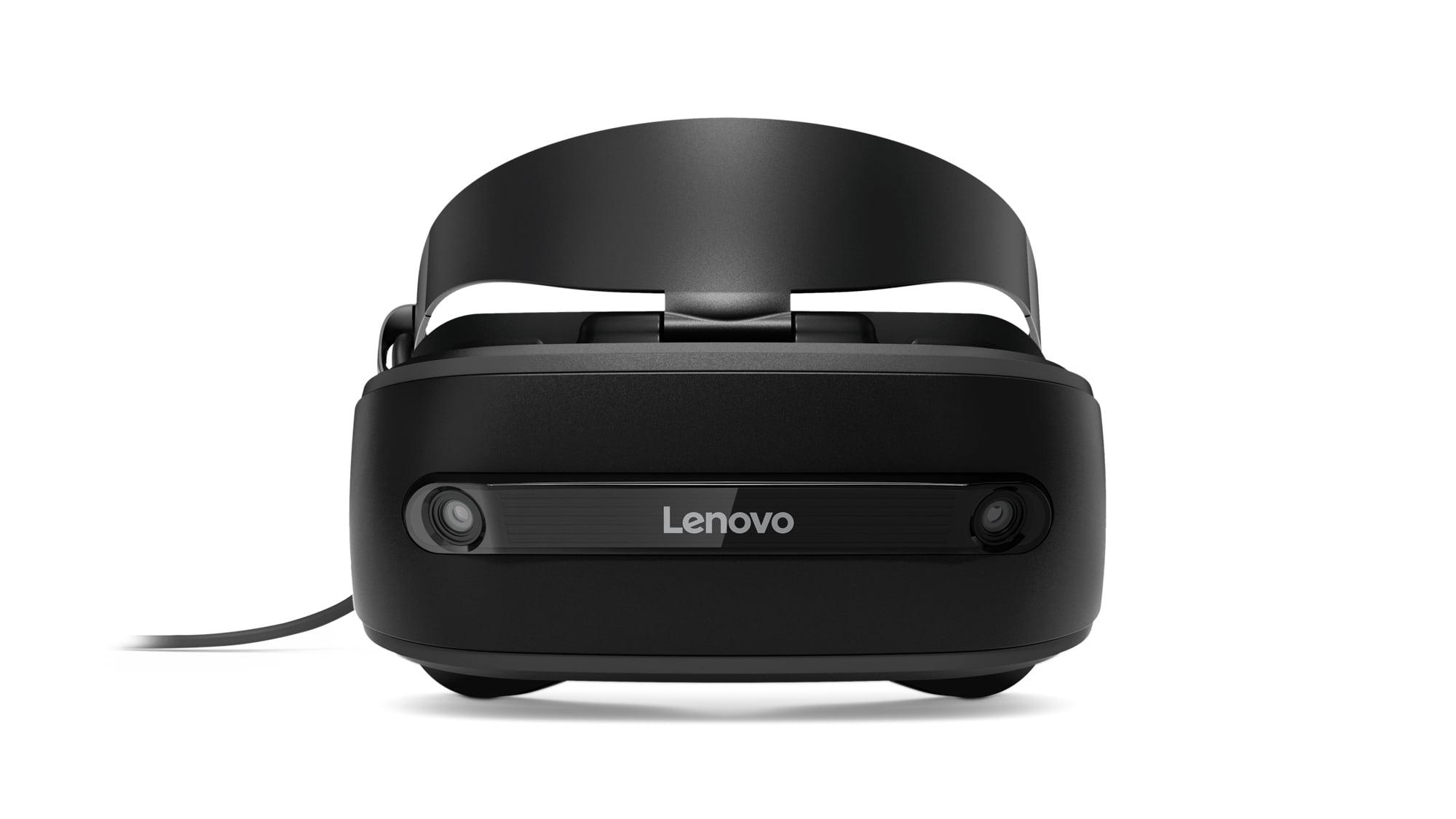 Im Bundle mit Microsofts 3D-Controllern kostet das Gerät 449 US-Dollar. Von den anderen Windows-Brillen unterscheidet es sich nur geringfügig.