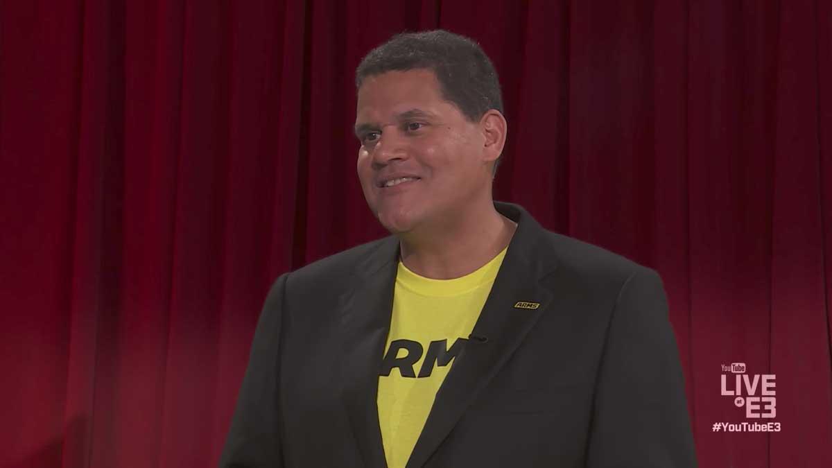 Kein Umdenken bei Nintendo: Laut Reggie Fils-Aimé will das Unternehmen in voraussehbarer Zeit nicht in Virtual Reality investieren.