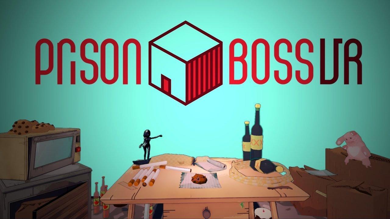 """In """"Prison Boss VR"""" muss sich von seiner Zelle aus durch Herstellung illegaler Waren und geschickten Handel zum Bunkerchef hocharbeiten."""