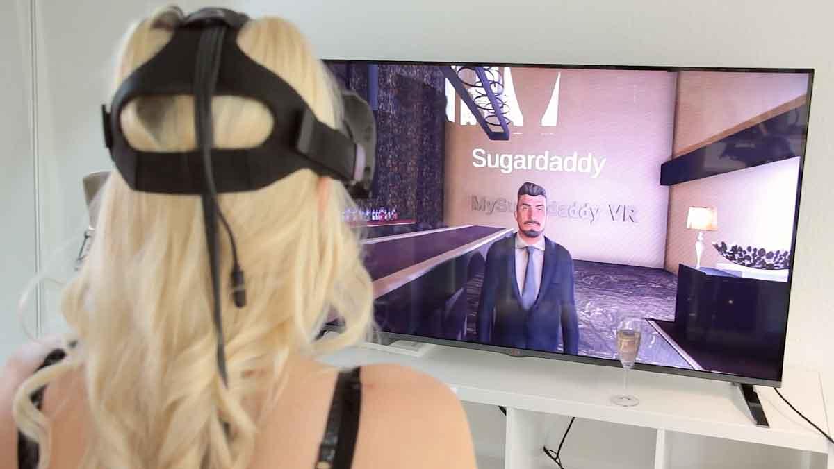 Virtual Reality wird zum Jagdrevier von Sugardaddys