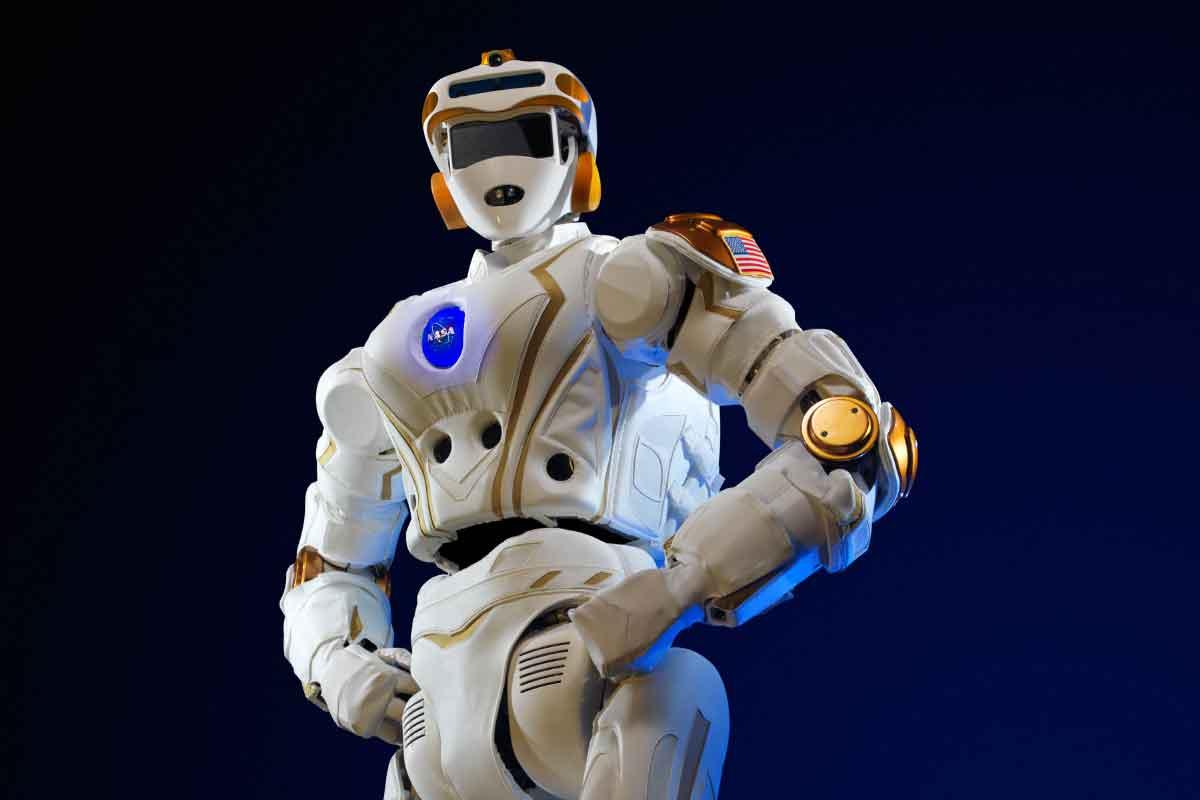 SpaceVR arbeitet an einem humanoiden Roboter, der der Menschheit den Weg zur Kolonisierung des Mars ebnen soll.