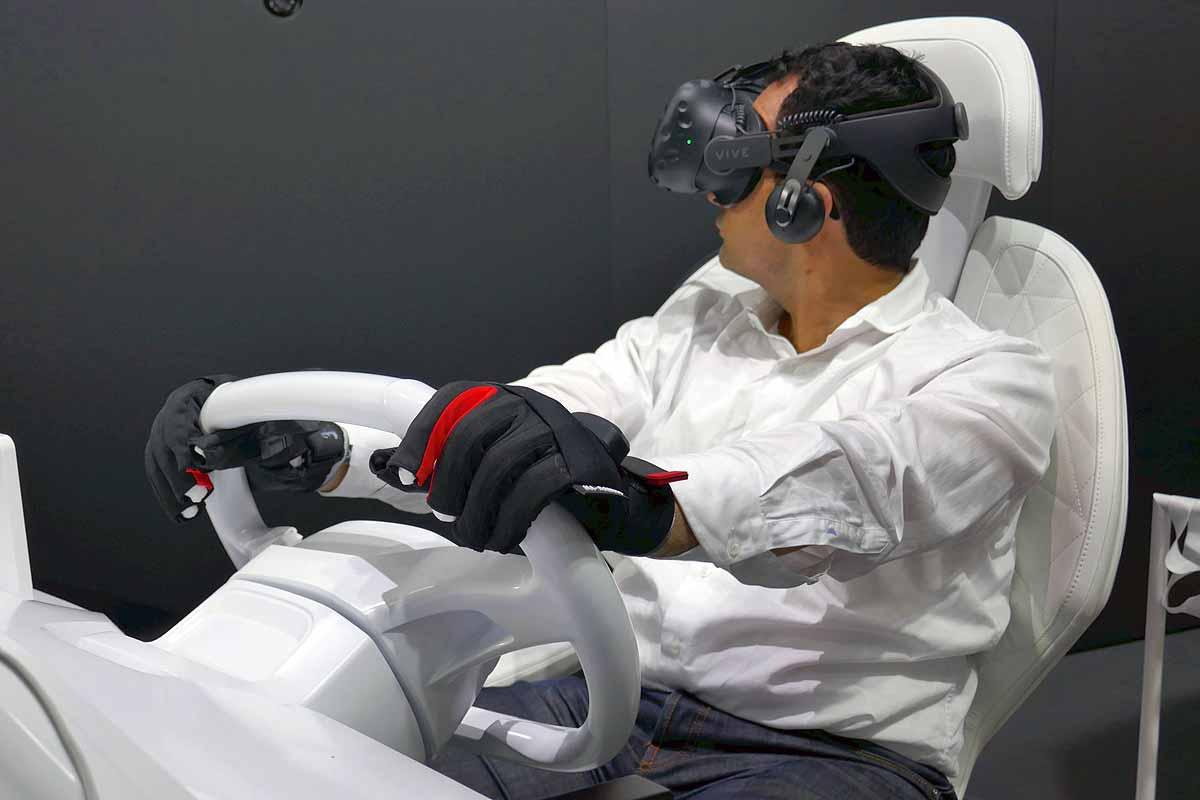 So setzt die IAA auf Virtual und Augmented Reality