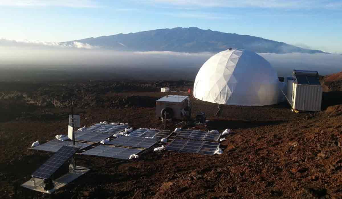 Mars-Experiment: Astronauten nutzen Virtual Reality zur Entspannung