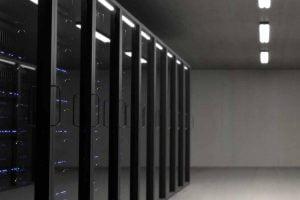 Eine Serverfarm