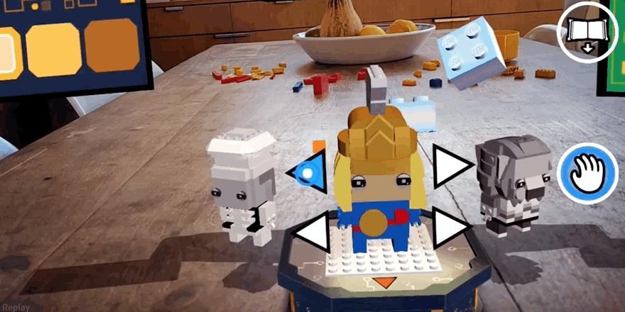 AR_Core_Lego_Builder