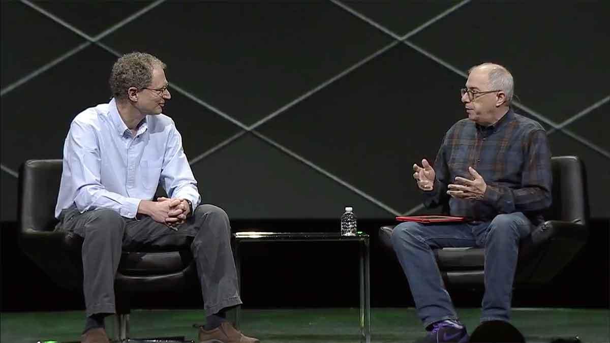 Im Gespräch mit einem US-Journalisten zeigt sich Oculus' Chefvisionär felsenfest vom langfristigen Erfolg des Mediums überzeugt.