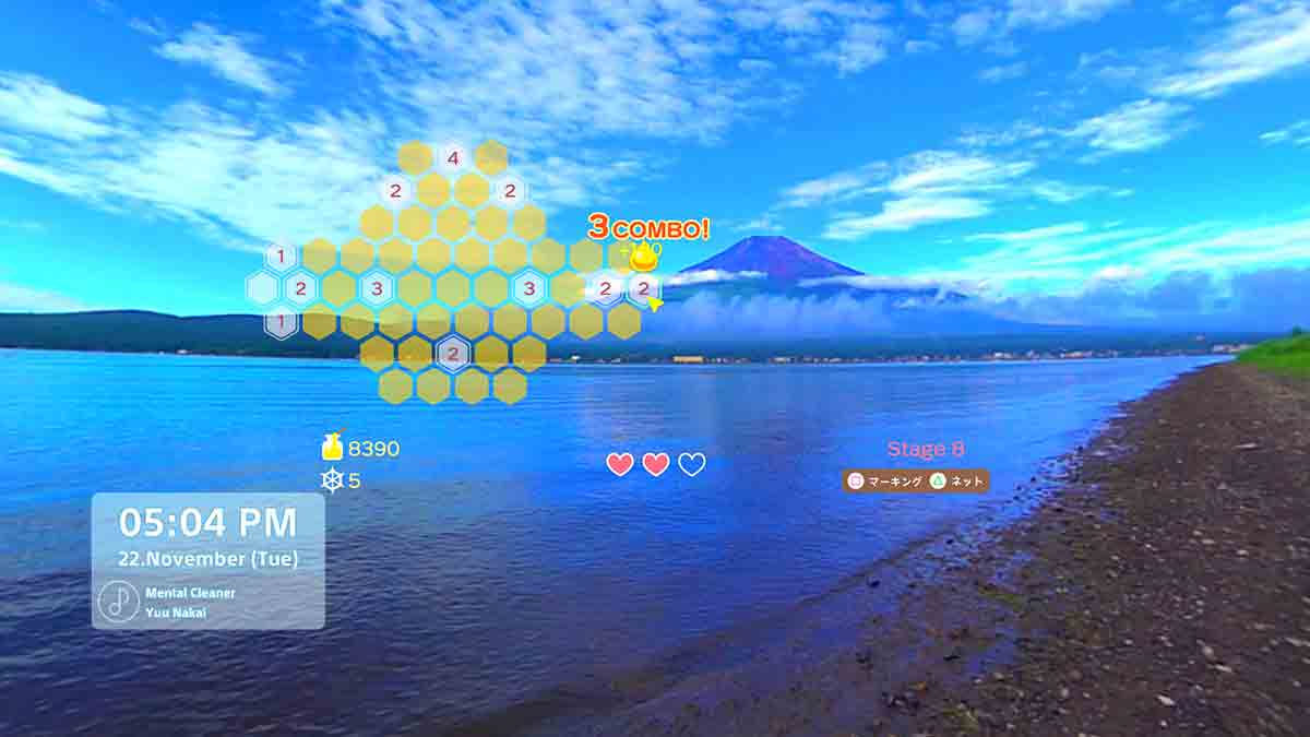 Sonys App bietet 360-Grad-Videos, Minispiele, einen Twitternachrichten-Feed und kann das eigene Smartphone in die Virtual Reality holen.
