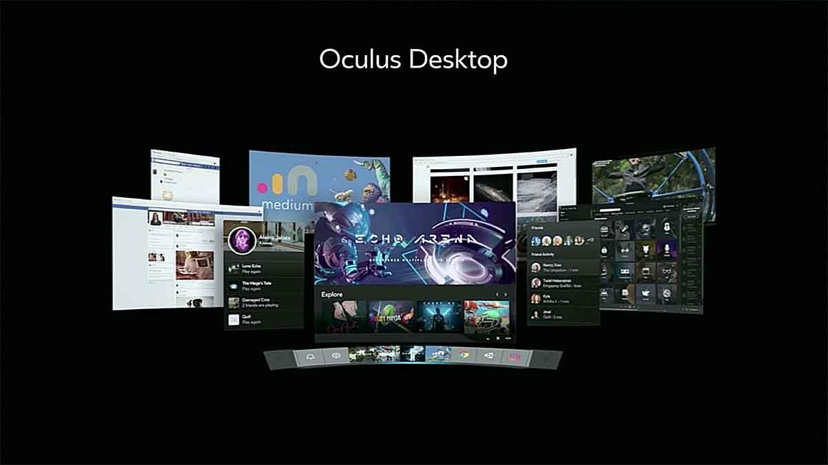 Bald erscheint ein komplett neues Benutzerinterface für Oculus Rift. Der Produktmanager erklärt die Philosophie hinter dem neuen Design.