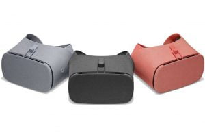 Auf einer Pressekonferenz stellte Google ein leicht verbessertes Modell der mobilen VR-Brille Daydream View vor.
