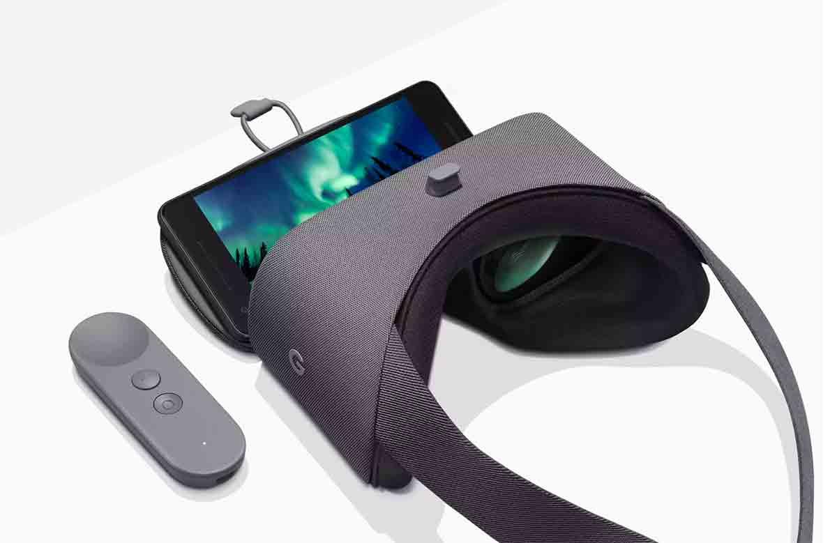 Gestern stellte Google ein überarbeitetes Modell der mobilen VR-Brille Daydream View vor. Nun sind erste Erfahrungsberichte aufgetaucht.