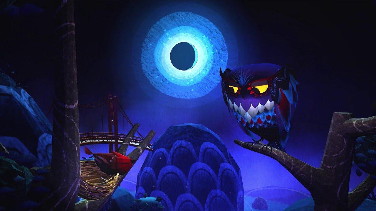 """Märchenhaftes VR-Spiel """"Luna"""" für Oculus Rift und HTC Vive erschienen"""